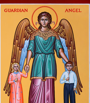 Guardian Angel Mass