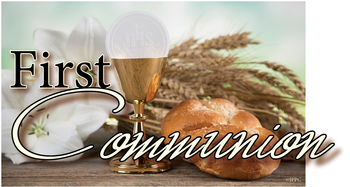 New Date - First Holy Communion