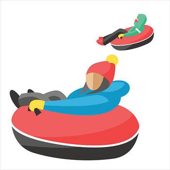 Middle School and High School Snow Tubing -