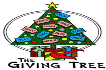 Giving Tree on line this year!