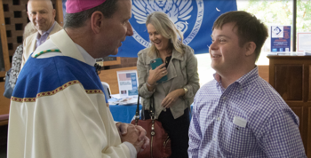 In first, Respect Life and Disabilities Awareness Month featured at same Mass