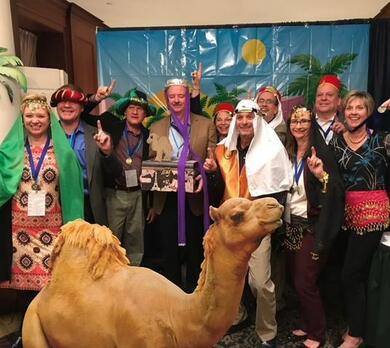 3rd Annual Mystery in Marrakesh