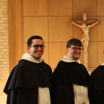 Vestition of Four Novices