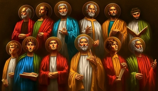 12 Apostles - Dominican Vocations