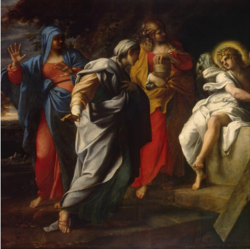 How Do We Share in the Grace of Easter? (Easter Sunday, April 12, 2020)