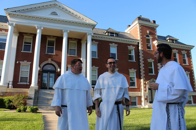 Dominican Friars Vocations