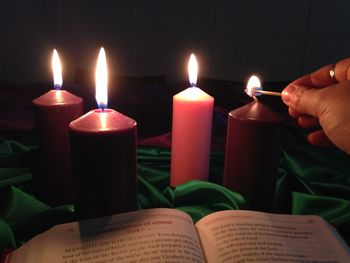 Advent Retreat:  Making Room for Jesus