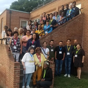 "Parish-wide Intercultural Retreat: ""Discovering the Grace of Abundant Life"""