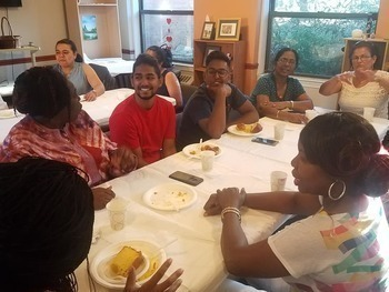 Intercultural Faith Sharing and Pot Luck