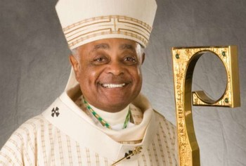 Archbishop Wilton Gregory @ St Camillus