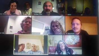 On-Line Peace Circles