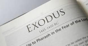 Bible Study: Book of Exodus