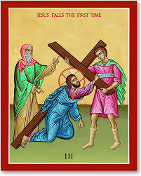 Stations of The Cross - During Lent.