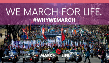 Mark Your Calendar: March for Life