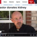 Priest Donates Kidney to Church Member
