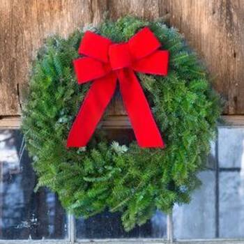 Boy Scout Christmas Wreath Sales