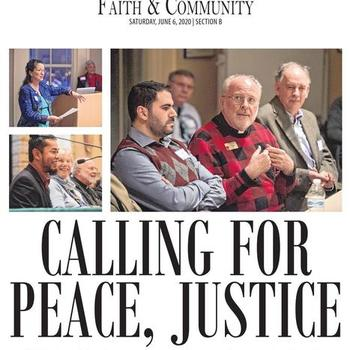 Calling for Peace, Justice: Christian, Muslim group stands together again in unity