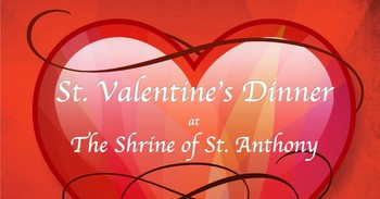 St. Valentines Day Dinner