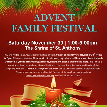 Advent Family Festival