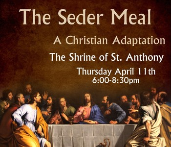The Seder Meal