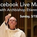 Sunday 15th Mass Online at 10 am