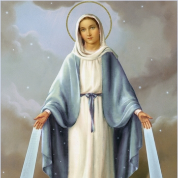 Novena, Our Lady of the Miraculous Medal