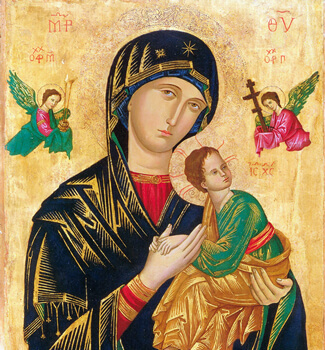 Celebration of the Feast of Our Mother of Perpetual Help