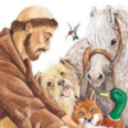 Feast of St. Francis and blessing of animals