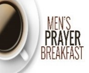 Men's prayer breakfast -CANCELED - CANCELADO