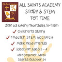Story & STEM Tot Time
