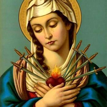 Mass Feast of Our Lady of Sorrows