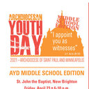 ARCHDIOCESAN YOUTH DAY: MIDDLE SCHOOL EDITION