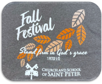 Fall Festival T-Shirts Available!