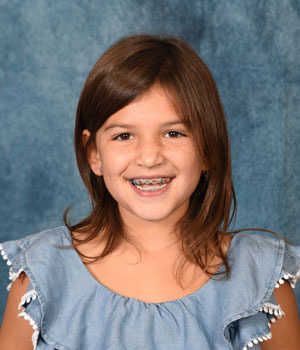 Olivia Witkamp, 4th Grade