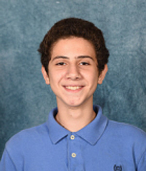 Saleem Qasem, 8th Grade