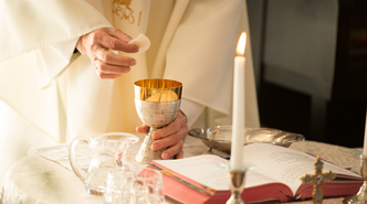 Join us for Mass!