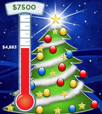 Year-End Campaign-We're Almost Halfway There!