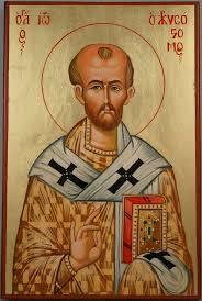 Cru Night: Who is St. John Chrysostom and why should you care?