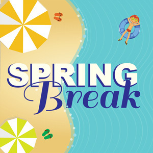 Spring Break--No Cru Catholics Meeting