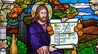 Restoring the Stained-Glass Windows of St. Rose of Lima