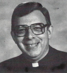 Father Richard Best (1988 - 1990)