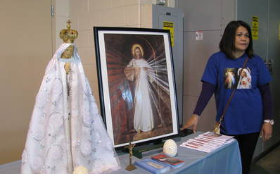 Divine Mercy and Our Lady of Fatima Crusade