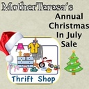 Mother Teresa's CHRISTMAS IN JULY