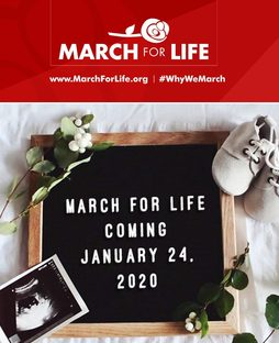 March for Life in Washington D.C.