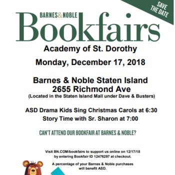 Barnes & Noble ASD Event