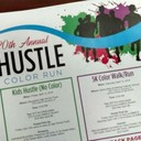 April 13: 20th Annual Hustle Color Walk/Run
