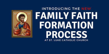 Family Faith Formation Process
