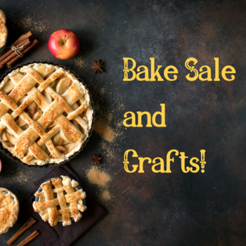 Bake Sale and Crafts
