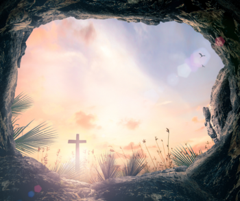 From the Pastor's Desk: Easter April 12, 2020