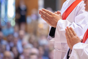 Mass of Ordination: Mason Wiggins